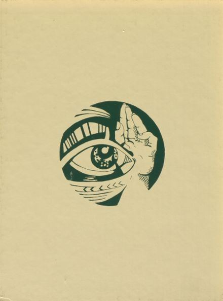 1975 Shenendehowa High School Yearbook Cover