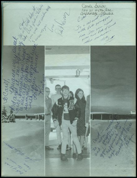 1967 West High School Yearbook Page 2