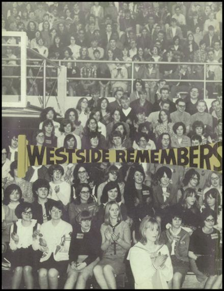 1967 West High School Yearbook Page 6