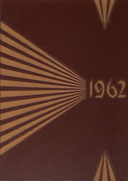 1962 Cathedral High School Yearbook Cover