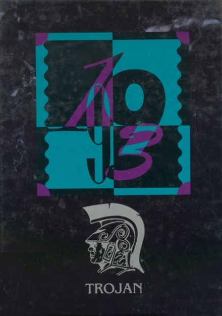 1993 Kirby High School Yearbook Cover