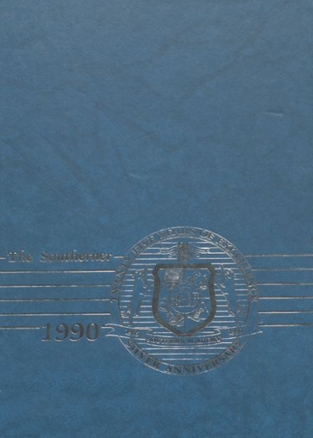 1990 Southern Academy Yearbook Cover