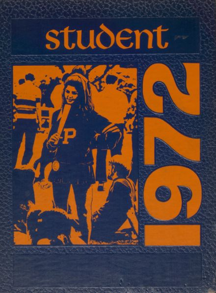 1972 John H. Francis Polytechnic High School Yearbook Cover