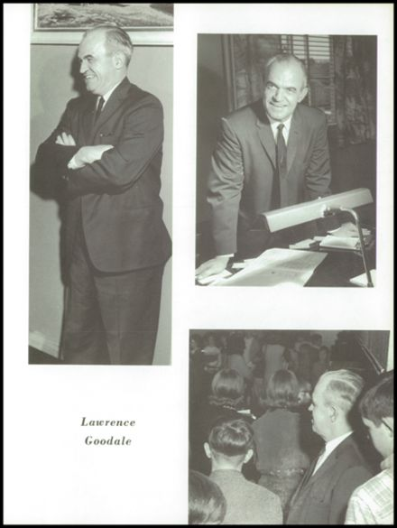 1966 Hannibal High School Yearbook Page 9