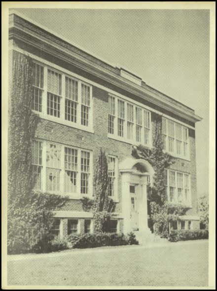 1952 Lee Academy Yearbook Page 4