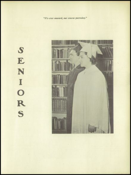 1952 Lee Academy Yearbook Page 9