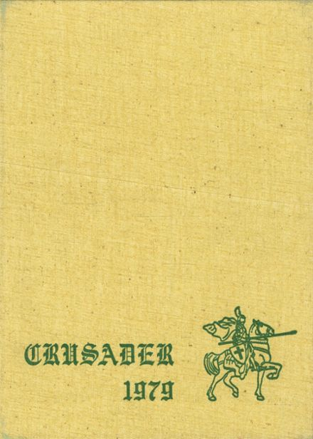 1979 First Assembly Christian School Yearbook Cover