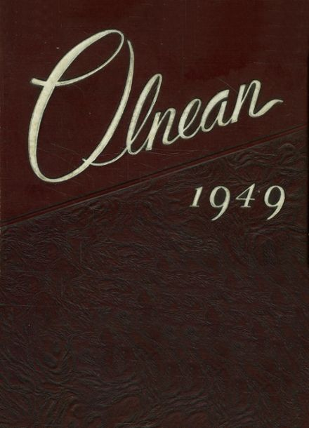 1949 East Richland High School Yearbook Cover