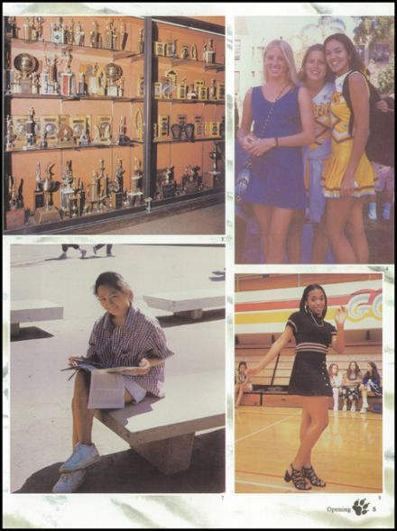 1996 Woodrow Wilson High School Yearbook Page 9