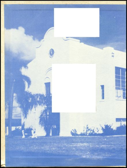 1955 Osceola High School Yearbook Page 2