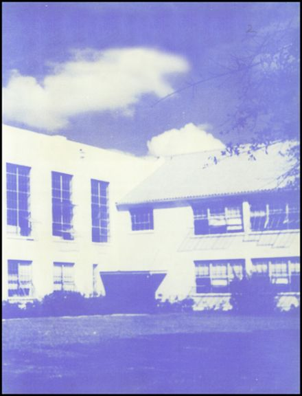 1955 Osceola High School Yearbook Page 3