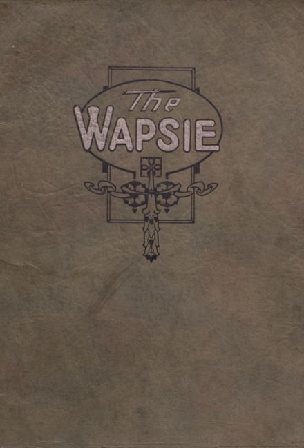 1922 Independence Christian High School Yearbook Cover
