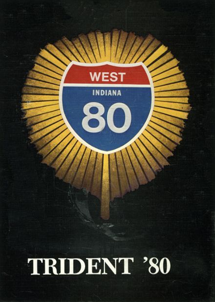 1980 West Lafayette High School Yearbook Cover