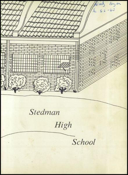 1963 Stedman High School Yearbook Page 7