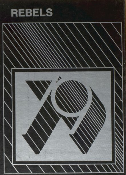 1979 Lowden Consolidated High School Yearbook Cover