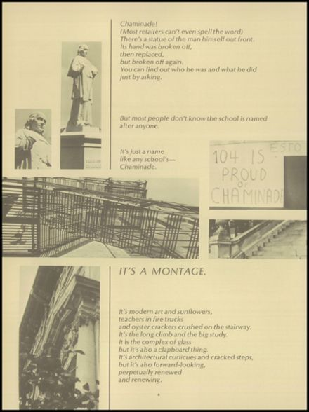 1969 Chaminade College Preparatory School Yearbook Page 8