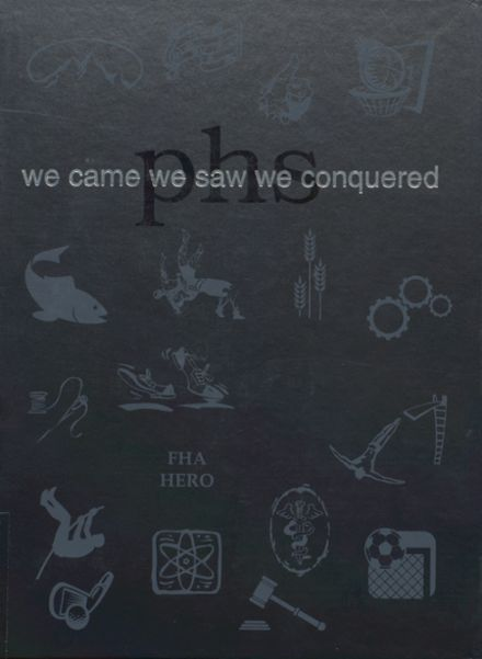 1998 Provo High School Yearbook Cover
