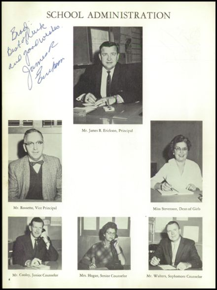 1962 Norte Del Rio High School Yearbook Page 8