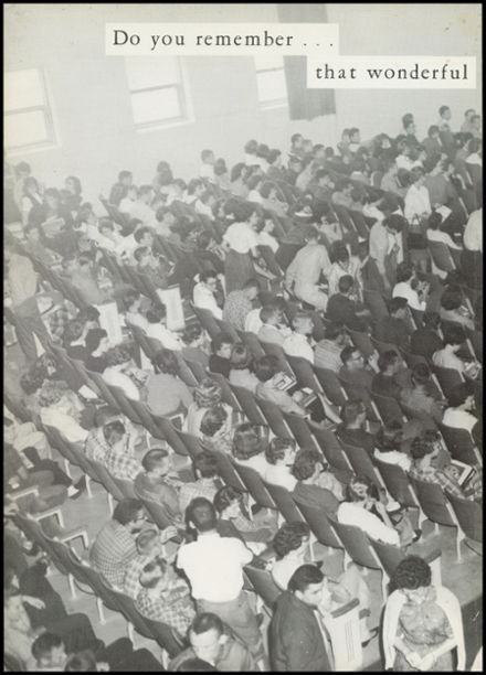1962 Mineral Springs High School Yearbook Page 6