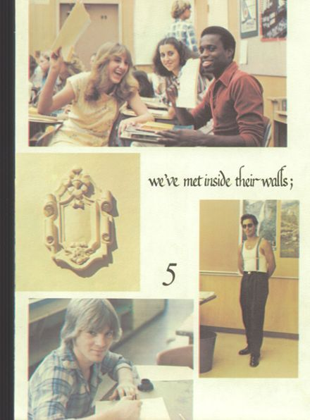 1981 Fremont High School Yearbook Page 9