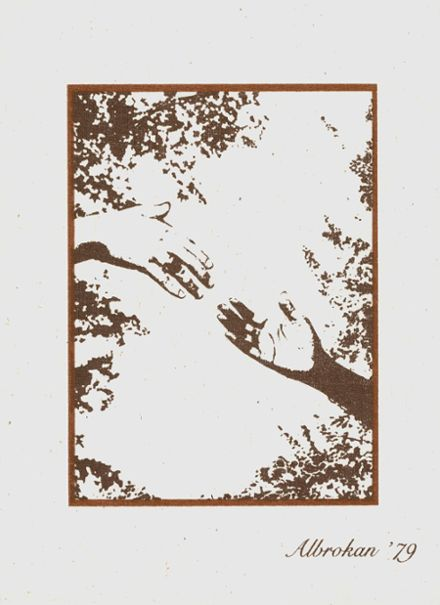 1979 Brown High School Yearbook Cover