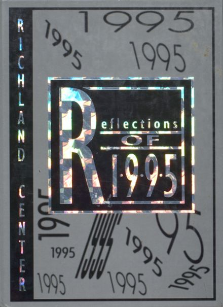 1995 Richland Center High School Yearbook Cover