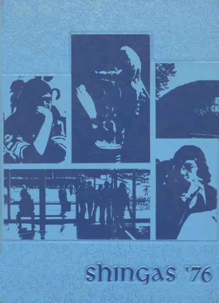 1976 Beaver Area High School Yearbook Cover