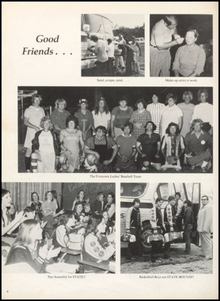 1978 McLish High School Yearbook Page 8