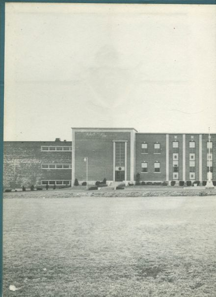1958 Notre Dame High School Yearbook Page 2