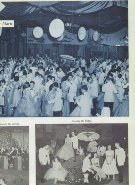 1958 Notre Dame High School Yearbook Page 9