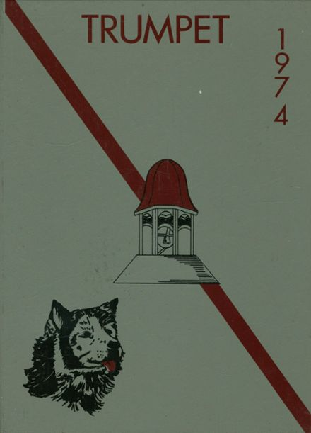 1974 Maine Central Institute Yearbook Cover