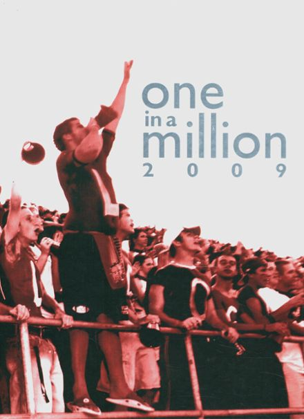 2009 Boiling Springs High School Yearbook Cover