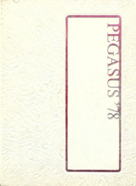 1978 Wooster High School Yearbook Cover