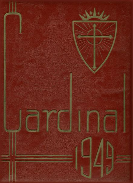 1949 Price Memorial College Yearbook Cover