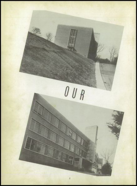1950 Carroll High School Yearbook Page 8