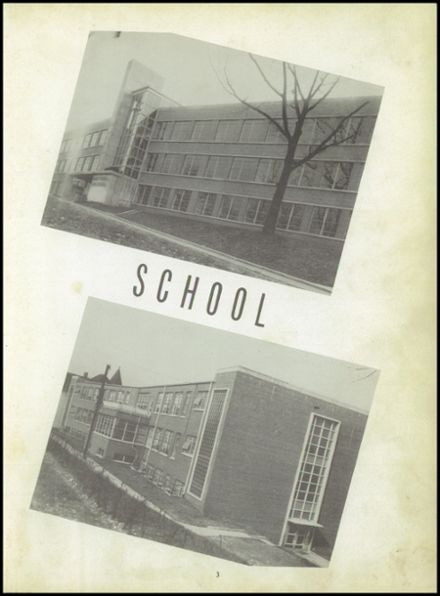 1950 Carroll High School Yearbook Page 9