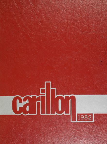 1982 Bellaire High School Yearbook Cover