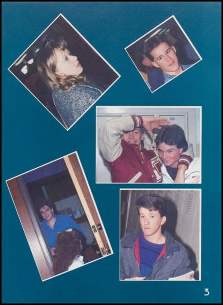 1989 Dewey High School Yearbook Page 7