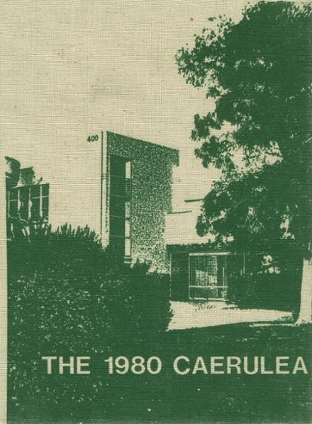 1980 Long Beach Polytechnic High School Yearbook Cover