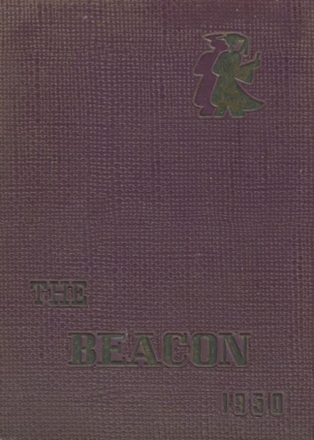 1950 Bowling Green High School Yearbook Cover