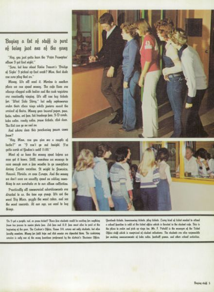 1977 J. Sterling Morton East High School Yearbook Page 9