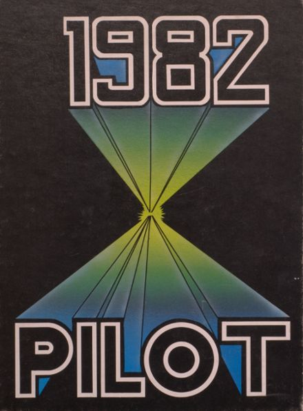 1982 North Judson-San Pierre High School Yearbook Cover