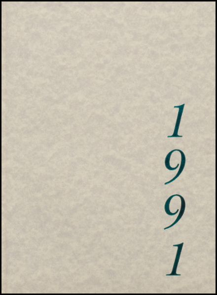 1991 Cushing High School Yearbook Page 3