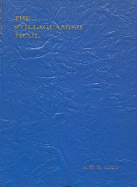 1939 Arlington High School Yearbook Cover