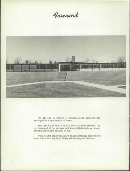 1961 Rochester High School Yearbook Page 6