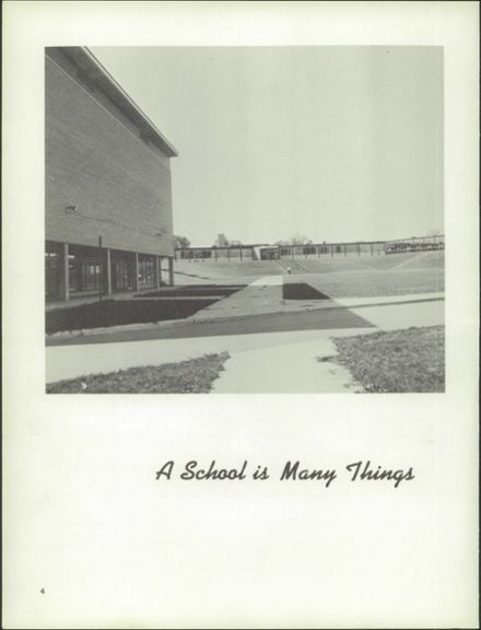 1961 Rochester High School Yearbook Page 8