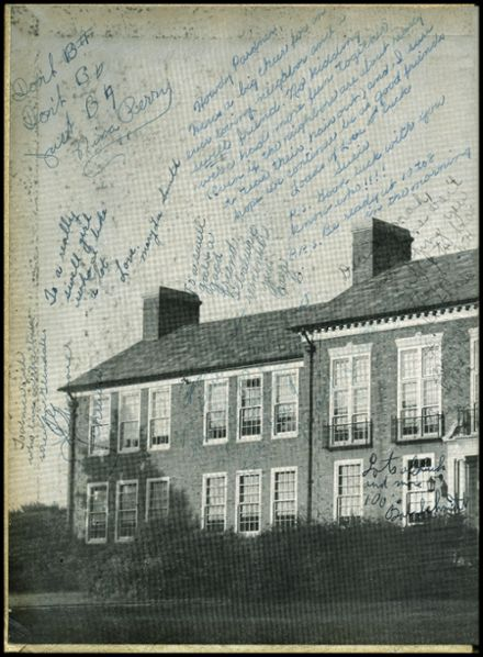 1951 Kirkwood High School Yearbook Page 2
