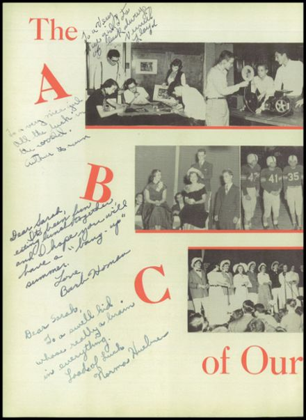 1951 Kirkwood High School Yearbook Page 6
