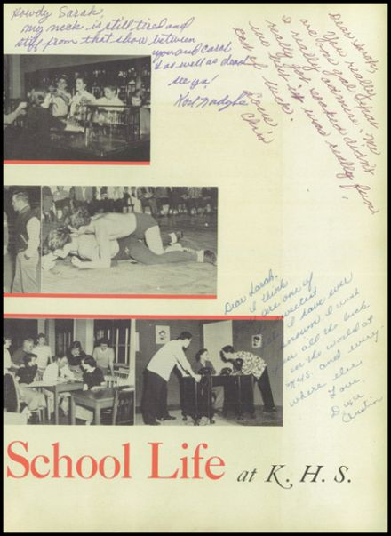 1951 Kirkwood High School Yearbook Page 7