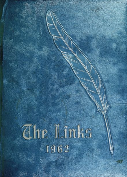 1962 Lincoln High School Yearbook Cover